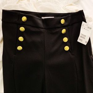 NWT black slacks